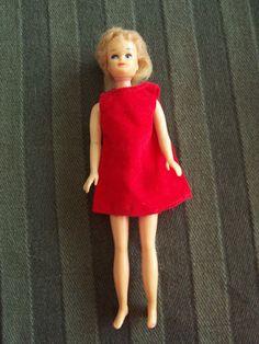 1960s Davtex Skipper Clone Doll Made in Hong Kong