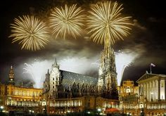2020 NYE fireworks, champagnes, concerts, countdown parties and other fun alternative are available all over the Western continent of Europe New Years Eve Traditions, Nova, Europe Continent, Cities In Europe, New Year Celebration, Bratislava, City Lights, Holidays And Events, Prague