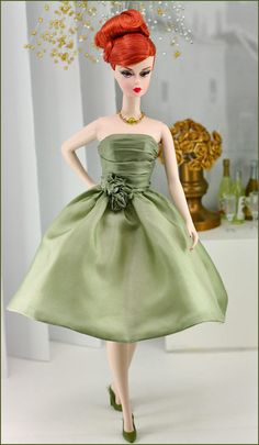 INTIMATE    for Silkstone Barbie Dolls by GreatNorthWoods on Etsy