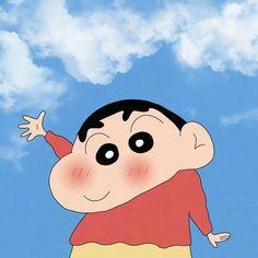 Shin with Nene Sinchan Wallpaper, Cute Wallpaper Backgrounds, Cartoon Wallpaper, Cute Wallpapers, Doraemon Stand By Me, Sinchan Cartoon, Crayon Painting, Matching Wallpaper, Crayon Shin Chan