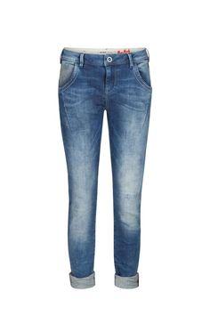 Mos Mosh - Linton Electrica Blue Jeans
