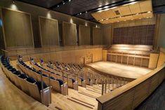 Studzinski Recital Hall, Kanbar Auditorium