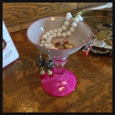 Jewelry Makeup Cupcake Holder by EvasSunshine on Etsy, $6.00