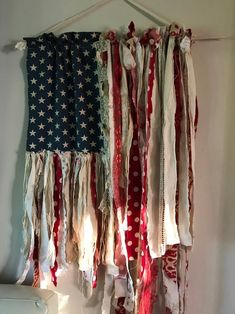 Americana Crafts, Patriotic Crafts, July Crafts, Patriotic Party, Dyi Crafts, Holiday Crafts, Holiday Ideas, Fourth Of July Decor, 4th Of July Decorations