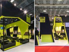 Fair Exhibition Stand Design #fairdesign #exhibitiondesign #standdesign #fairstanddesign #architectural #fair #design