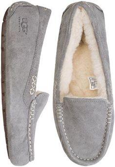 UGG ANSLEY SLIPPER |  I want these !!!