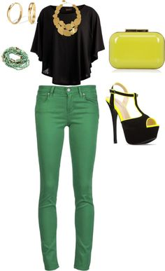 """jamaica inspired"" by sidoney-sterling on Polyvore"