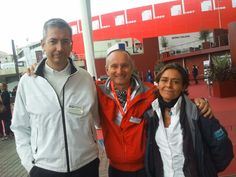 Team Bavaria sailing Campania Italy