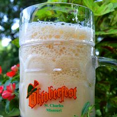 Who needs a St. Charles Okotberfest Beer Mug?! I do!! ;)