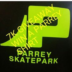 Instagram #skateboarding photo by @parreyskatepark - only 1K off our giveaway  We are giving away a Parrey shirt to one lucky winner as soon as we hit 7k followers.  Just tag as many mates in this post as you can and repost this picture and write  @parreyskatepark #parreyskatepark  Cardiff newcastle  Good luck all  #parreyskatepark #indoorskatepark #skate #scooter #bmx #skateboarding #skatepark #bagjump #newcastle parreyskatepark. Support your local skate shop: SkateboardCity.co