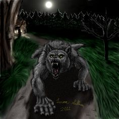 Werewolves #werewolf #shapeshifter #werewolves #fantasy #art