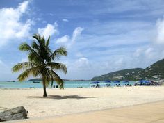 St. Maarten- I would be happy anywhere with a beach and some Sun and some serenity and some relaxation.