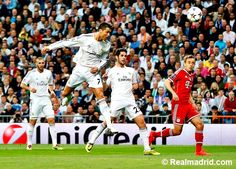 Cristiano's Header against FC Bayern