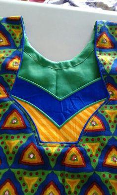 Neck design Dress Neck Designs, Neckline Designs, Neck Designs For Suits, Chudidhar Neck Designs, Sleeve Designs, Blouse Designs, Salwar Neck Patterns, Salwar Kameez Neck Designs, Neck Patterns For Kurtis