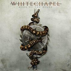 "[CRÍTICAS] WHITECHAPEL (USA) ""Mark of the blade"" CD 2016 (Metal Blade Records)"