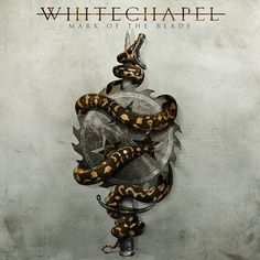 "[CRÍTICAS] WHITECHAPEL (USA) ""Mark of the blade"" CD 2016 (Metal Blade Records)"