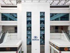 #Hotel Hilton Aeropuerto Ciudad de México