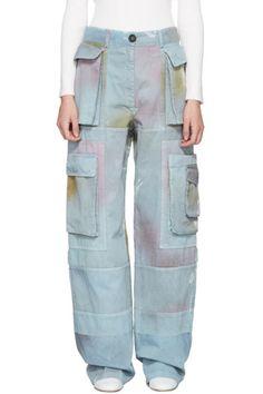 acne studios spitfire sunglasses, Acne Studios Blue Imogen P Cargo Pants women, . Cargo Pants Women, Pants For Women, Denim Fashion, Fashion Outfits, Patch Pants, Cute Pants, Fashion Details, Fashion Design, Pants Pattern