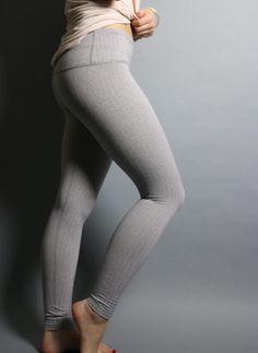 Nothing makes me want to workout more than cute new leggings. These pants have the perfect, subtle, herringbone pattern that is so classy and modern. This brand is known for its preshrunk, 4-way stret