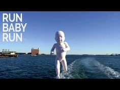 "Juxtapoz Magazine - ""Run Baby Run,"" A 3D Printed Animation.  ""Run Baby Run"" is a 3D printed, stop-motion animation by Eran Amir, created 100% in camera, on location, with no green-screen or digital trickery."