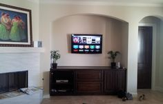 Get This Clean Tv Mount Install Without The High Cost S Thiany More Deals At Tnt Installation Service San Antonio Tx