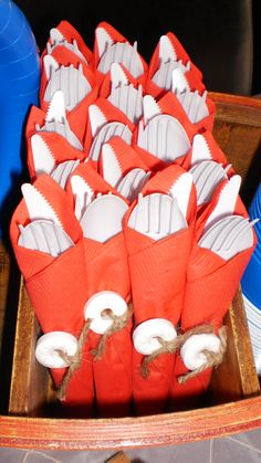 Cutlery Catch for Sailors or Fishing Theme Party