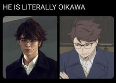 Haikyuu Cosplay, Haikyuu Fanart, Blue Exorcist, Dark Fantasy, Anime Manga, Anime Guys, Memes Lol, Inu Yasha, Thriller