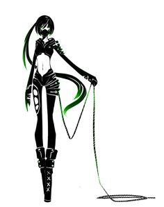 PPC - Saya Sarutobi by ZephyraVirgox.deviantart.com on @deviantART