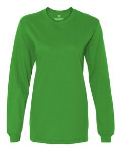 Anvil Green Apple Combed Ringspun Fashion Full-Zip Hooded Sweatshirt - 71600 FREE