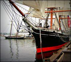 star of india - san diego harbor - jon lander