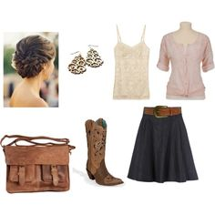 """Simple Country Days"" by livvytaylor on Polyvore"