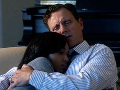 "Olivia and Fitz (Kerry Washington and Tony Goldwyn)- SCANDAL! ""one minute"" little moments"