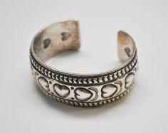 Gorgeous Sterling Silver Sunshine Reeves Bracelet