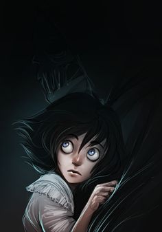 flynntastical: corvo and emily, sometimes Emily reminds me of Fran Bow and the Bioshock little sisters Dishonored Emily, Video Game Art, Video Games, Emily Kaldwin, Bow Wallpaper, The Empress, Bioshock, Fantasy, Animation
