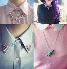 I love collard shirts