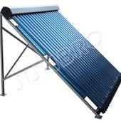 Heat Pipe Solar Collectors