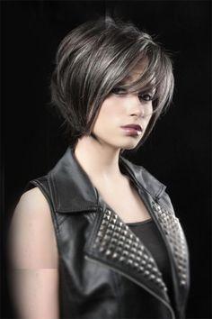 victoria short fringe hairstyle