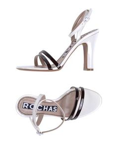 Rochas white/black sandals | reg $402, sale $105 Secret Sale, Black Sandals, Stuff To Buy, Shopping, Shoes, Fashion, Black Flat Sandals, Moda, Zapatos