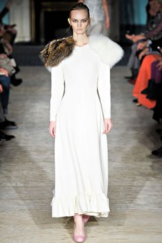 ★ Roksanda Ilincic Runway fall 2012 ready-to-wear