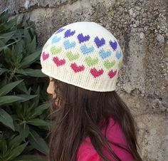 Ravelry: Fair Isle Crochet Tutorial #1: How to Change Color pattern by Deja Jetmir..free