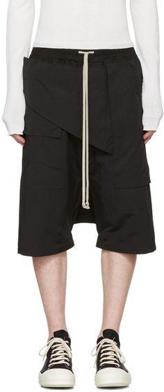 RICK OWENS DRKSHDW . #rickowensdrkshdw #cloth #shorts