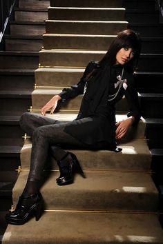 Gothic Fashion - The Daily Record - Julie Hannah's Fashion Fix