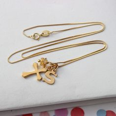 A gold November birthstone cross pendant necklace is a lovely personalised charm jewellery gift for a November birthday Gemstone Bracelets, Gemstone Necklace, Crystal Necklace, Pendant Necklace, Topaz Jewelry, Charm Jewelry, Jewelry Gifts, Jewellery, Birthstone Charms