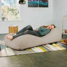 Small Bean Bags, Small Bean Bag Chairs, Cool Bean Bags, Bean Bag Lounger, Bean Bag Sofa, Deco Design, Design Design, Eames, Lounges