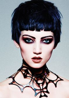 Hair: HOB Creative Team Photography: John Rawson Make-up: Jo Frost Stylist: Jared Green