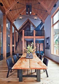Tahoe Ridge House by WA Design