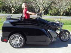 The Conquest #Handicap Accessible Motorcycle Photos (Not saying this is a good idea but...)