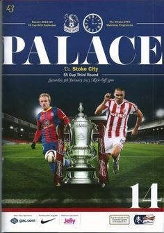 Stoke City - F.A. Cup 3rd Round