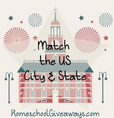 Match the US City an