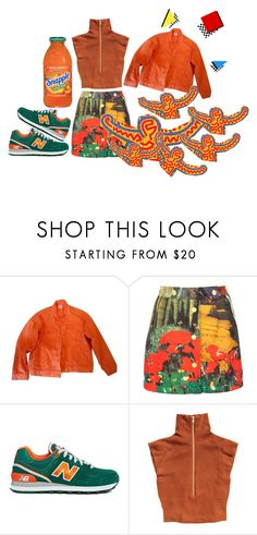 """raise ur hands"" by sannalagesenfenheim on Polyvore featuring ASOS, Walter Van Beirendonck, New Balance and H&M"